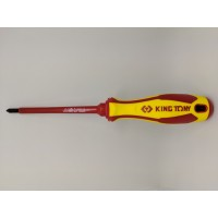 INSULATED SCREWDRIVER 1X100MM (+)
