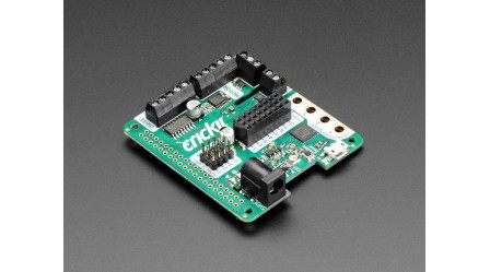 CRICKIT HAT FOR RASPBERRY PI