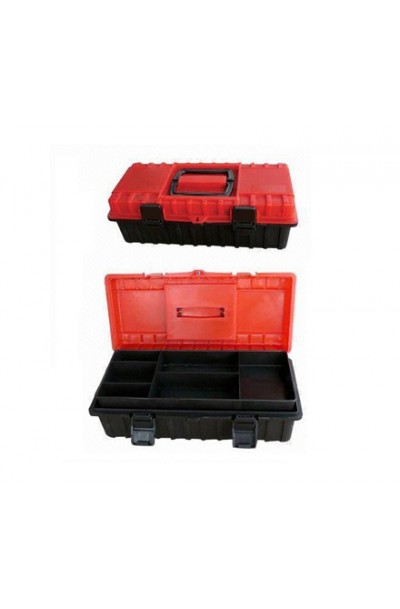 M370 Personal Plastic Tool Box - RED