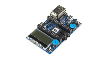 MBED APPLICATION BOARD (DEV-11695)