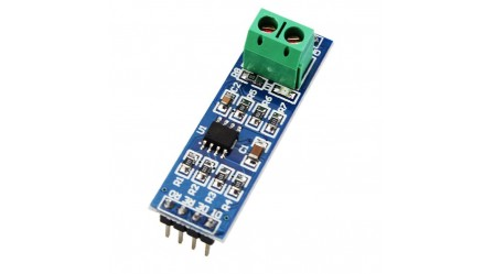 5V MAX485 TTL To RS485 Converter Module Board