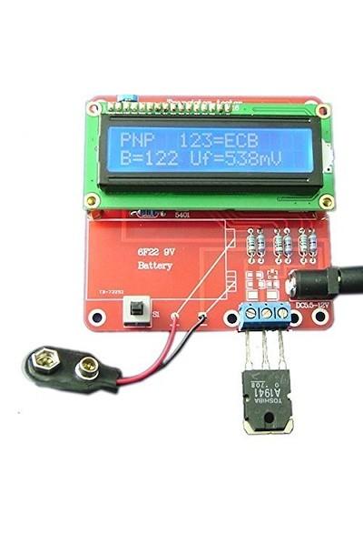 DIY Multifunction Transistor Tester Kit