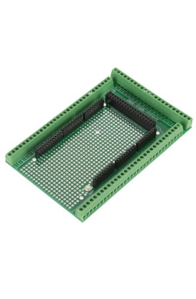 Prototype Screw/Terminal Block Shield Board Kit For ArduinoMEGA-2560 R3