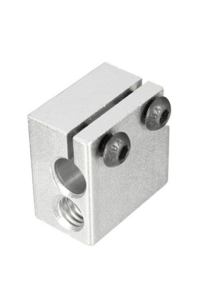Aluminum Heater Block For 3D Printer Extruder Parts
