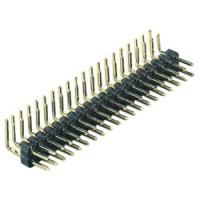 2.54mm 40x2 R/A Header