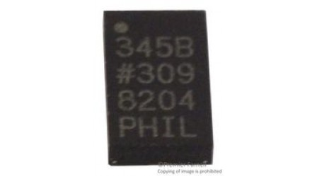 ANALOG DEVICES  ADXL345BCCZ.  IC, 3AXIS ACCELEROMETER, ± 16G, LGA-14