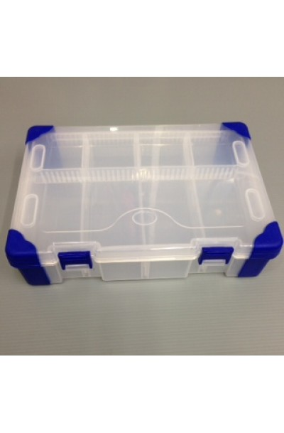 2 LAYER COMPARTMENT COMPONENT BOX