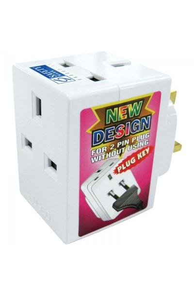 NCE 3-WAY ADAPTOR (NCE3228B)