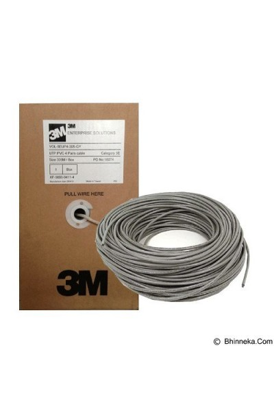 3M Category 5E cable , UTP, 305Meter