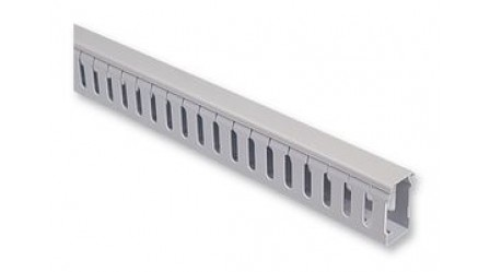 CABLE TRUNKING, BETADUCT, OPENED SLOT 35 X 35 X 2000MM, 5 PER PACK