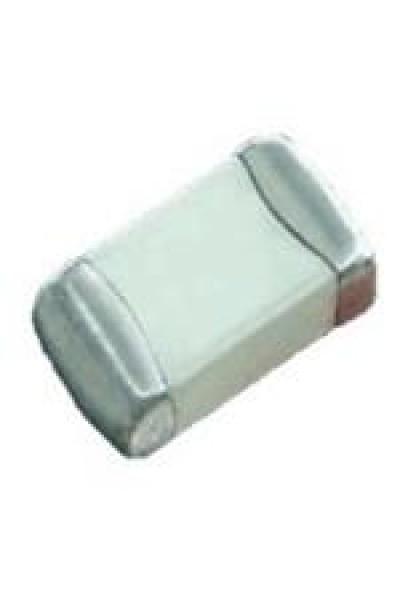500R07S6R2CV4T-RL, Multilayer Ceramic Capacitors MLCC - SMD/SMT 50volts 6.2pF