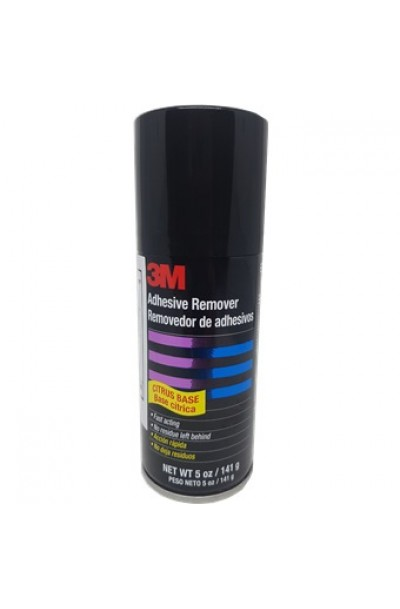 3M Fast Acting Adhesive Remover With Citrus Base-Sticker Remover