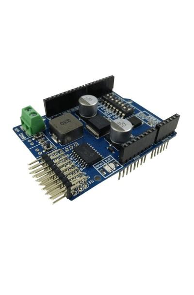 CYTRON 8 Channels RC Servo Controller Shield for Arduino