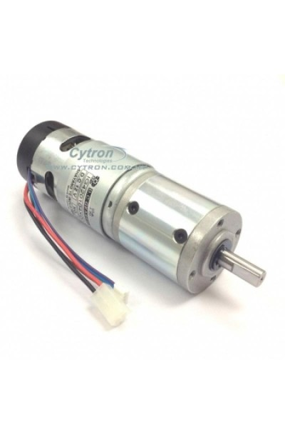 Planetary DC Geared Motor (42mm) 4:1