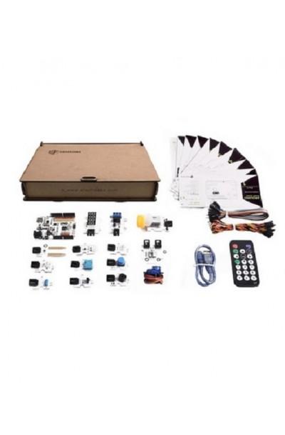 Arduino starter kit absolute beginner