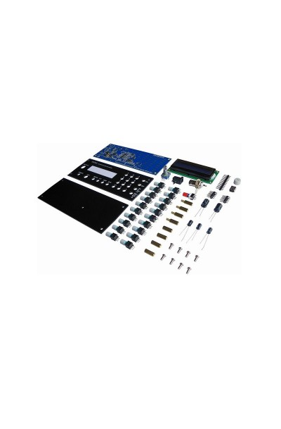 DIY FG085 DDS Digital Synthesis Function Generator Kit With Panel