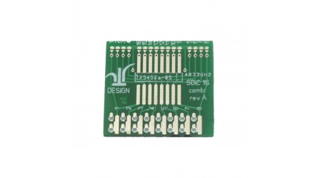 Aplomb-boards SOIC16 adapters