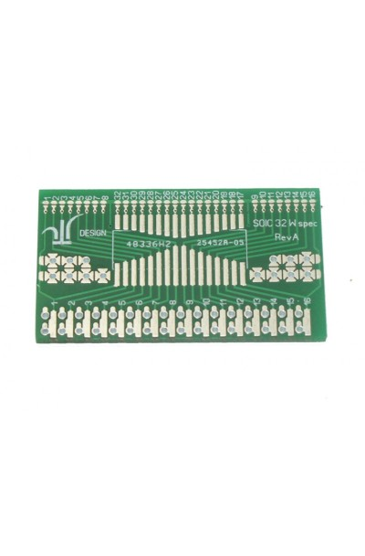 Aplomb-boards SOIC32 adapters