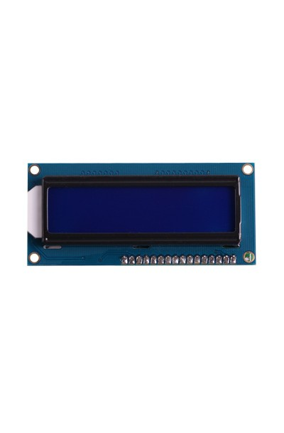 I2C/SPI LCD1602 Module White on Blue IIC_LCD02