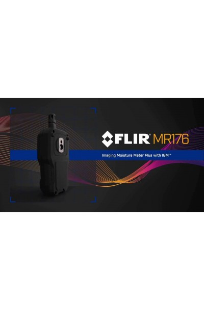 FLIR MR176 Imaging Moisture Meter With IGM™