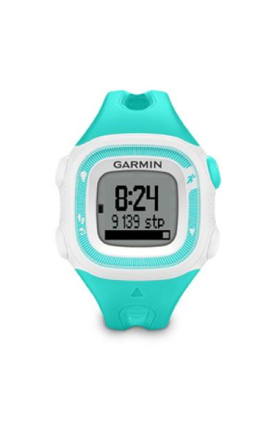 Garmin Forerunner® 15 (Teal/ White)