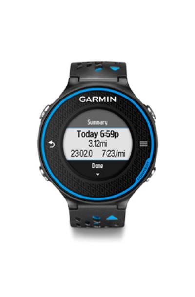 Garmin Forerunner® 620(Blue/Black) with HRM