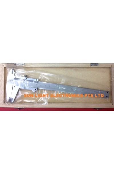 150MM VERNIER CALIPER WITH WOODER BOX