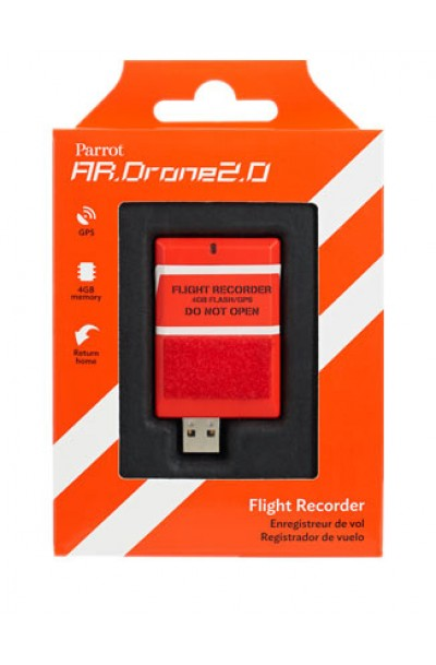 AR Drone Flight Recorder