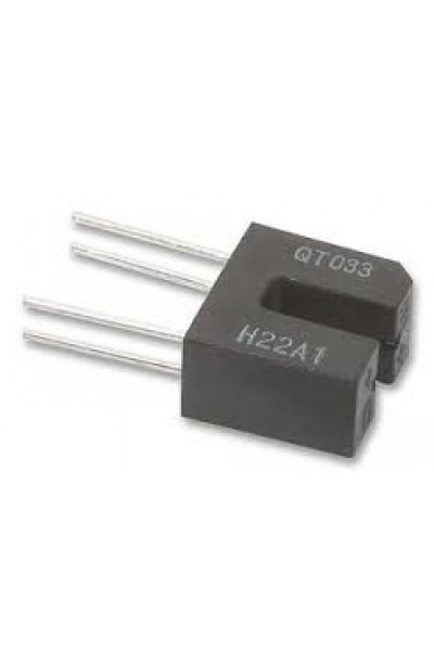 H22A1 - Optical Switches, Transmissive, Phototransistor Output INTERUP MOD TRANS