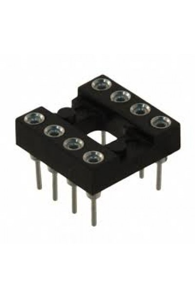 16 PIN IC SOCKET - TURN PIN (20/PACK)