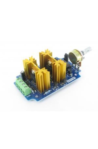 7A Bi-Directional Digital DC Motor Speed Controller