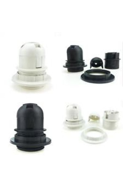 E27 Light Bulb Lamp Holder Base