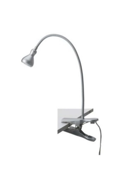 LED Lighting 3-Watt Energy-Efficient Clamp Lamp