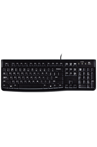 Logitech Wire USB Keyboard K120