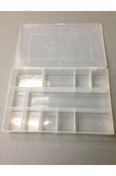 11 COMPARTMENT MULTI-PURPOSE ORGANIZER