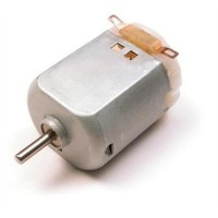 DC Motor for Automotive Parts 3 to 12V Operating Voltage