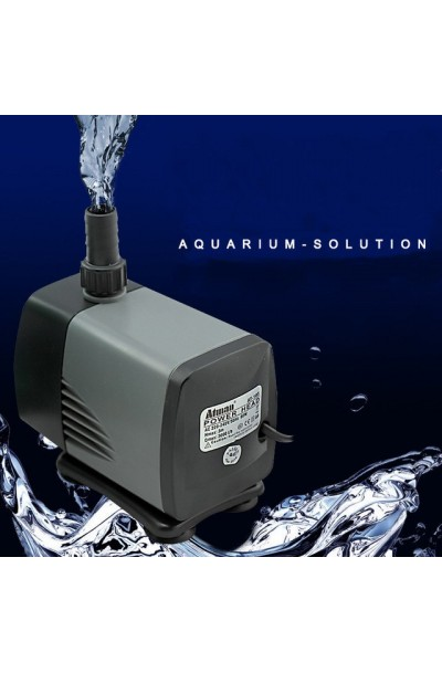 Ultra-silent submersible water pump 60W 3000L/h 230Vac