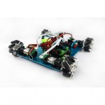 4WD 60MM MECANUM WHEEL ARDUINO ROBOT KIT