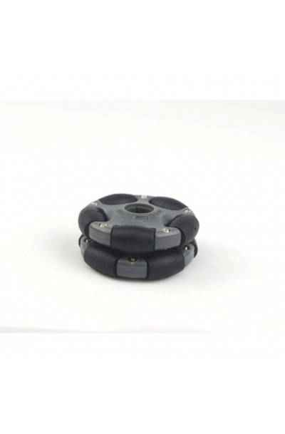 58mm Plastic Omni Wheel foR LEGO NXT and Servo Motor
