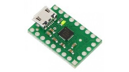 CP2104 USB-to-Serial Adapter Carrier
