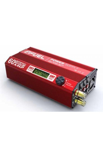 E-Fuel 1200Watt 15~30 Volt, 50 Amp Power Supply