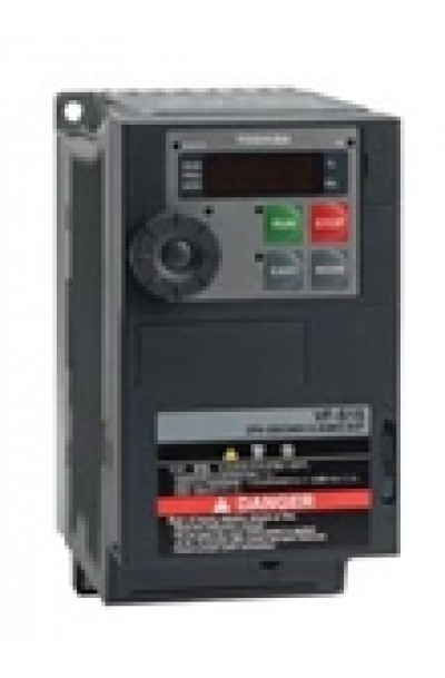 Toshiba VFD S15 Drive, 230V Single Phase Input, 2HP, 7.8AMPS