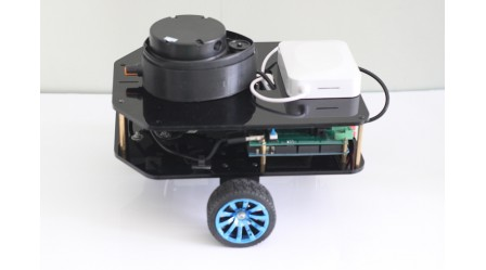 ROS OPEN PLATFORM MAPPING ROBOT SLAM WITH SOFT WARE