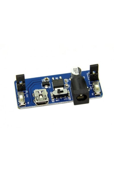 5V/3.3V Breadboard Power Supply