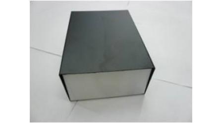 SL-01 METAL CASING (BLACK W/HOLE)