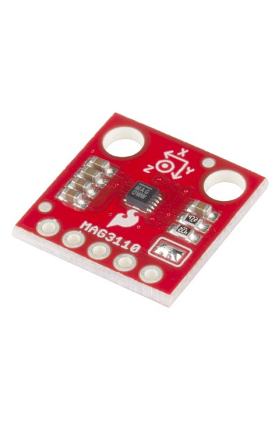 Triple Axis Magnetometer Breakout - MAG3110