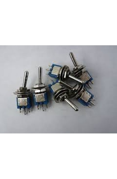 6PIN Super Mini Toggle Switch