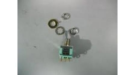 MTA406N 12 Pin Toggle Switch