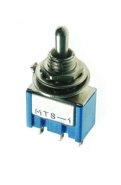 ON-ON PC terminal 3A 250VAC toggle switch
