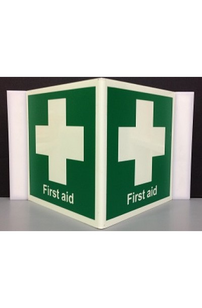 First Aid (Wall Mounted)